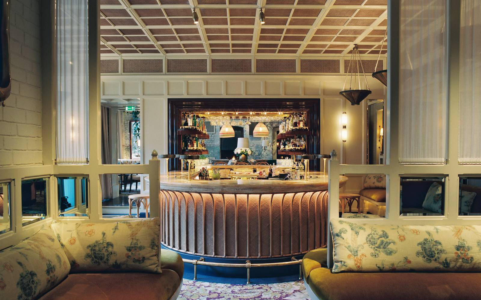 Chiltern firehouse a marylebone exclusive my aesthesis for Rooms under the garden